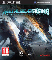 Metal Gear Rising: Revengeance Metal Gear Rising
