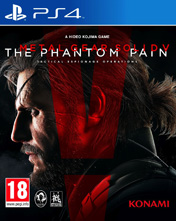 Купить Metal Gear Solid 5: The Phantom Pain в Украине