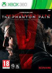 Купить Metal Gear Solid V: The Phantom Pain в Украине
