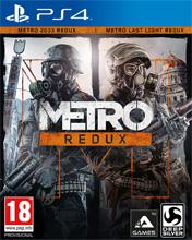 Купить Metro: Redux для PS4 в Одессе