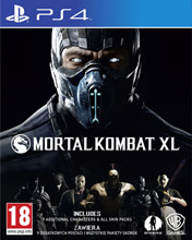 Купить Mortal Kombat XL для PS4 в Одессе