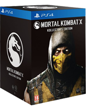 Купить Mortal Kombat X Kollector's Edition для PS4 в Украине