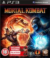 Купить Mortal Kombat для PS3 в Одессе