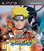 Купить Naruto Shippuden: Ultimate Ninja Storm Generations для PS3 в Одессе