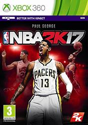 Покупка NBA 2K17 для Xbox 360 в Украине