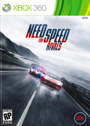 Need for Speed: Rivals (RUS) (Xbox 360)