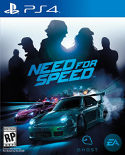 Купить Need for Speed 2015 для PS4 в Одессе