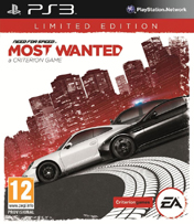 Need For Speed: Most Wanted 2012 Limited Edition  (PS3)