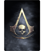 Assassin`s Creed IV: Black Flag Skull Edition (RUS) (PS3)