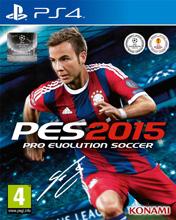 Купить PES 2015 для PS4 в Одессе