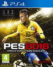 Купить PES 2016 / Pro Evolution Soccer 2016 для PS4 в Украине