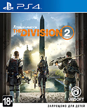 Покупка Tom Clancy's The Division 2 для PS4 в Одессе