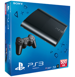 Купить PS3 Super Slim 500 Gb в Одессе