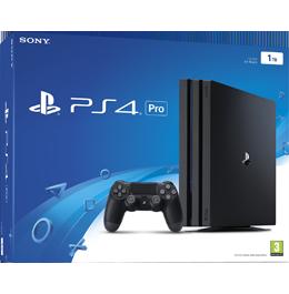 Купить PS4 Pro на 1Tb в Одессе