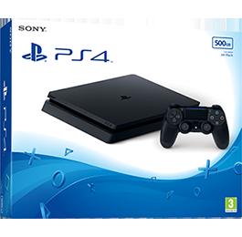 Купить PS4 Slim на 500 Gb в Одессе