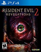Купить Resident Evil: Revelations 2 для PS4 в Украине