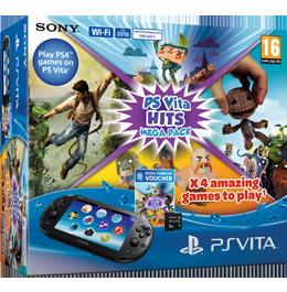 Купить PS Vita WiFi Mega Pack Hits карта 8 ГБ в Украине