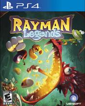 Купить Rayman Legends для PS4 в Одессе