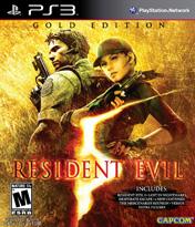 Купить Resident Evil 5 для PS3 в Украине