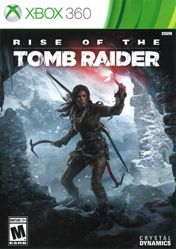 Купить Rise of the Tomb Raider для Xbox 360 в Одессе