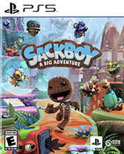 Купить Sackboy: A Big Adventure для PS5 в Одессе