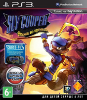 Купить Sly Cooper: Прыжок во времени для PS3 в Одессе