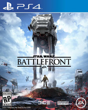 Купить Star Wars: Battlefront для PS4 в Одессе