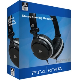 Stereo Gaming Headset / Стерео гарнитура (PS4 & PS Vita)