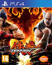 Покупка Tekken 7 для PS4 в Украине