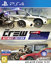 Купить The Crew Ultimate Edition для PS4 в Украине