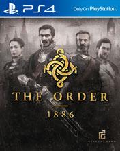 Купить The Order: 1886 для PS4 в Одессе
