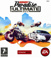 Burnout Paradise the Ultimate Box Полное издание (PS3)