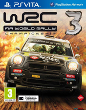 WRC 3: World Rally Championship (PS Vita)