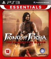 Prince of Persia: The Forgotten Sands Essentials / Забытые пески (PS3)