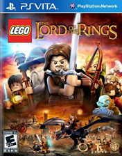 LEGO: The Lord of the Rings / Властелин колец (PS Vita)