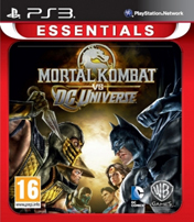 Mortal Kombat vs. DC Universe Essentials (PS3)