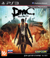DmC: Devil May Cry (PS3)