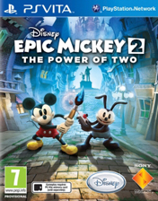 Disney Epic Mickey 2 (PS Vita)