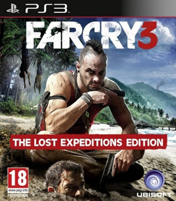 Far Cry 3 The Lost Expeditions Edition (PS3)