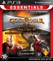God of War Collection vol.2 Essential (PS3)