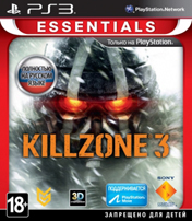 Killzone 3 Essentials (PS3) (Move)