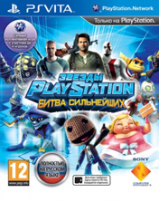 Playstation All-Stars Battle Royal (PS Vita)