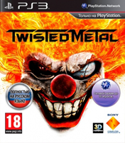 Twisted Metal / Скрежет метала (PS3)