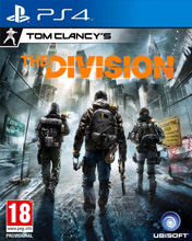 Купить Tom Clancy's The Division для PS4 в Одессе