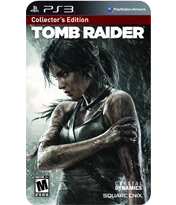 Tomb Raider: Collector`s Edition (PS3)
