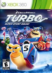 Turbo: Super Stant Squad / Турбо: Суперкоманда каскадеров (Xbox 360)
