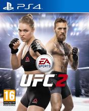 Купить UFC 2 для PS4 в Одессе