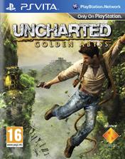 Uncharted: Golden Abyss (английская версия) (PS Vita)