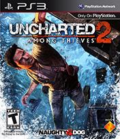 Купить Uncharted 2 для PS3 в Украине