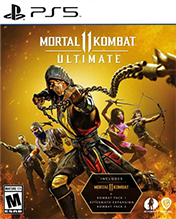 Купить Mortal Kombat 11 Ultimate для PS5 в Одессе